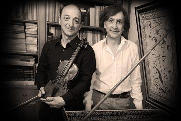 Massimo Spadano y Fernando López Pan