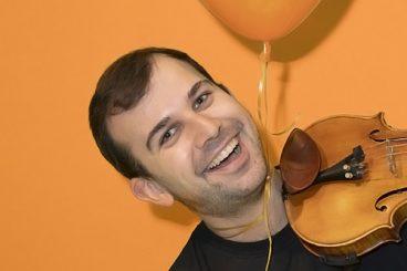 Mihai Andrei Tanasescu (violín)