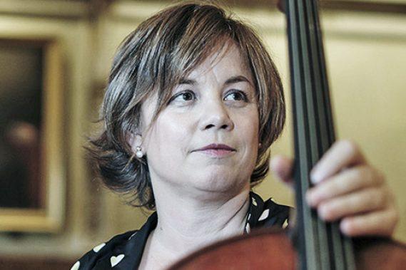 Carolina Landriscini (violoncello)
