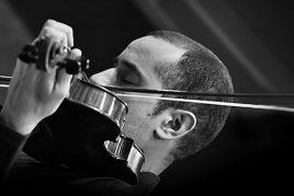 Javier Cedrón (violín)